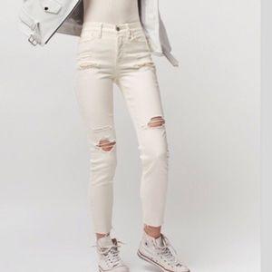 Free People Jeans. Size 28
